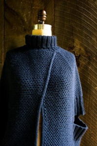 City Cape Pattern by Purl Soho